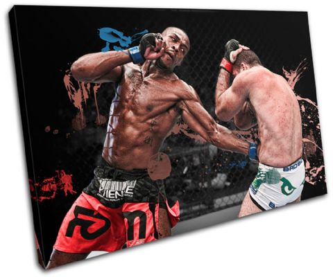 MMA Jon Bones Jones Sports - 13-2178(00B)-SG32-LO